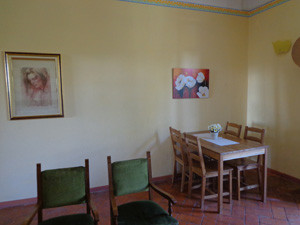 Il Limoncello - table
